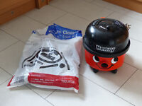 Henry Vacuum Cleaner by Numatic - New poles , tools ect - Not vax or dyson