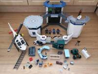Playmobil prison and accessories
