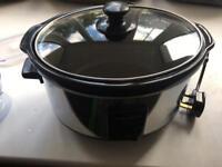 Morphy Richards 3.5 litre ceramic slow cooker