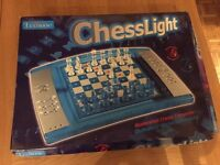 Lexibook ChessLight: Illuminated Chess Computer