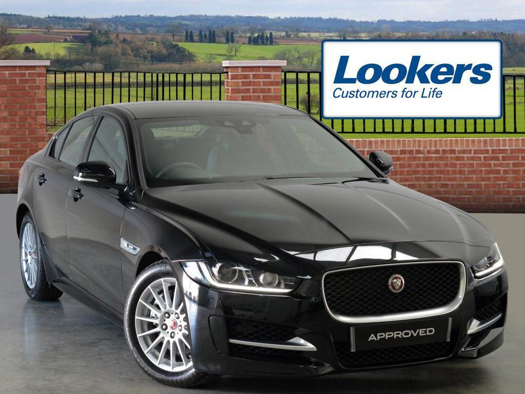 jaguar xe r sport black 2015 12 22 in london gumtree. Black Bedroom Furniture Sets. Home Design Ideas