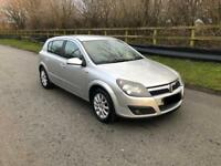 VAUXHALL ASTRA ELITE,LOW MILEAGE,AUTOMATIC,LEATHER