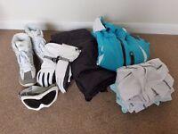 Women's ski clothes set for sale