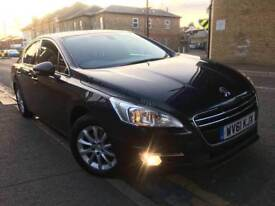 Peugeot 508 1.6 e-HDi SR EGC 4dr PCO UBER AUTOMATIC DIESEL 2012 CALL 07479320160