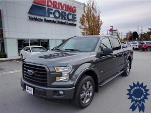 2016 Ford F-150 XLT FX4, Super Crew, Adjustable Pedals, 19420 KM