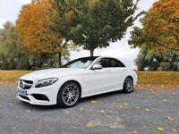 MERCEDES C63 V8 FOR SELF DRIVE, CHAUFFER , WEDDING HIRE, PARTIES, PROMS, CORPORATE EVENTS, LONDON,
