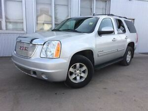 2011 GMC Yukon SLE,  4X4, LEATHER & HEATED SEATS.