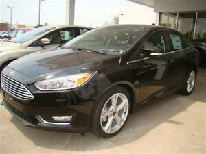 2016 Ford Focus Titanium - DEMO VEHICLE!!