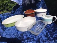 Cook oven table wear and serving dishes oven to tableware