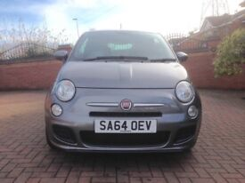 Fiat 500s, low miles with full service history, cheap to insure and tax, nice car at a good price