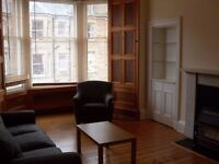 2 bedroom fully furnished 2nd floor flat to rent on Comiston Gardens, Morningside, Edinburgh