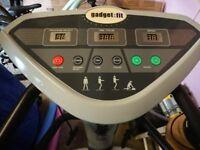 Gadget:Fit Power Vibration Plate Trainer
