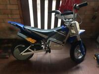 Razor 24v electric kids motorbike