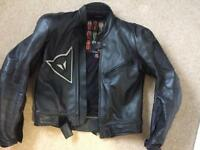 Dainese Motorcycle Leathers (3 piece)