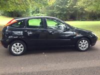 Ford Focus 1.6 Petrol - Only 53,000 miles - 12 months mot - warranty