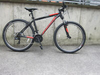 BRAND NEW, NEVER RIDDEN-Specialized Hardrock 650B 2017 Mountain Bike