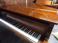 baby grand piano by hyundai