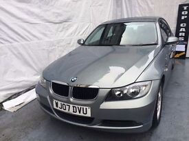 2007 BMW 3 SERIES 2.0 320d ES 4dr,Saloon,Mot 21/05/2017,2 Owner/Full service history/ Hpi Clear/