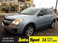 2015 Chevrolet Equinox FINANCING OPTIONS AVAILABLE!/LOW, LOW KMS