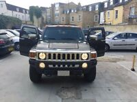 2006 Hummer H3, 4x4 Fresh MOT & Service, Sat Nav,Bluetooth, Chrome Package, Lots of Invoices