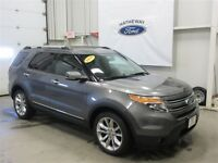 2011 Ford Explorer Limited, BEAUTIFUL EXPLORER WITH 2 SETS OF TI