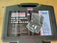 New unused Sealey brake pipe flaring kit