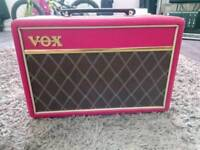 Limited edition vox amplifier