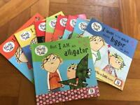 Charlie & Lola Children's Books
