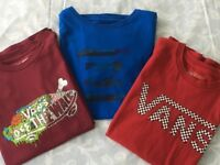 T-SHIRTS & JOGGERS AGES 11-14