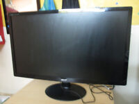 Acer Gaming Monitor 24-inch LED widescreen, HDMI, 1920×1080 perfect working order