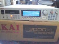 AKAI S3000 XL sampler (like new)