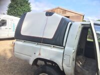 Toyota hilux pickup truckman top canopy mk3/mk4 may fit other trucks