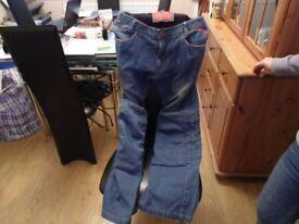 Lindstrrands Kevlar jeans