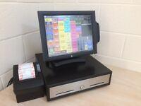 ★ Epos Pos Touchscreen Till Ideal Bar / Pub, Restaurant, Hotel, Bistro, Fast food / Takeaway, Club