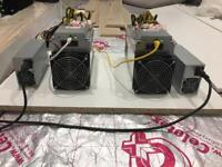 Bitmain Antminer L3+ Miner 504MH/s BRAND NEW & IN THE UK Includes Bitmain APW3++ PSU