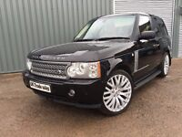 Autobiography Special Edition Beautiful Condition TDV8, Highest Spec Available With TV,S/Roof Etc