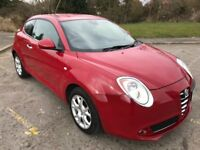 Superb Condition 2009 Alfa Romeo 1.4 Lusso ONE OWNER 92000 Miles Full Service...