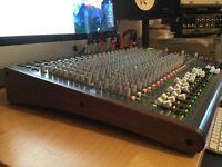 Allen & Heath ZED-R16 Analogue Firewire Recording Mixing Desk