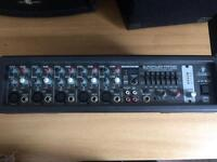 180 Watt Powered Mixer - Behringer