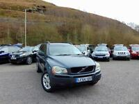 VOLVO XC90 D5 SE GEARTRONIC (grey) 2004