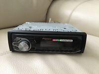 Pioneer MVH- 160Ui Digital car stereo with RDS Tuner