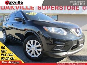 2015 Nissan Rogue S | ONE OWNER | ACCIDENT FREE | LOCAL TRADE |