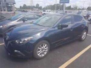 2014 Mazda MAZDA3 SPORT GS-SKYACTIV HATCHBACK! REAR CAMERA! HEAT