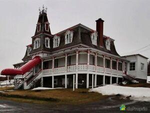 560 000$ - Auberge à vendre à Rimouski (Pointe-Au-Père)