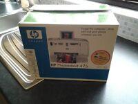 HP Photosmart 475 Photo Printer