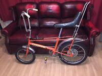 Raleigh Chopper Mk2 1976 Stockwood Bristol