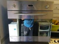 Baumatic single fitted oven fan delivered and installed today