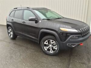 2017 Jeep Cherokee Trailhawk +Navigation+