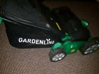 Gardenline scarifier, only used once