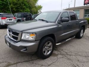 2008 Dodge Dakota SLT 4X4 |POWER SEATS |ALLOYS| STEP BAR|